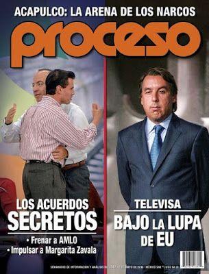 Revistas PDF En Español: Revista Proceso México - 8 Mayo 2016 - PDF HQ