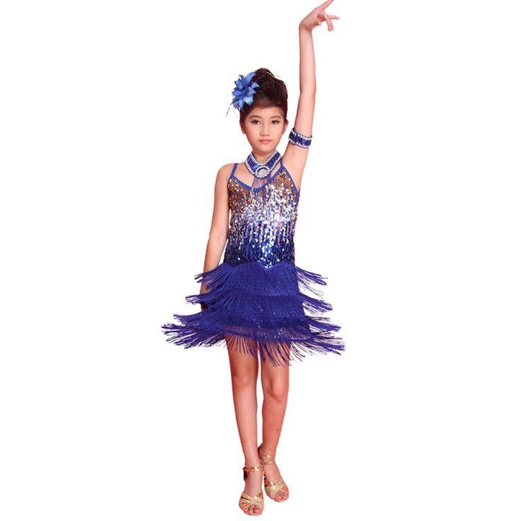 $7.18 (Buy here: https://alitems.com/g/1e8d114494ebda23ff8b16525dc3e8/?i=5&ulp=https%3A%2F%2Fwww.aliexpress.com%2Fitem%2FLatin-Dance-Dress-For-Girls-Dress-Dance-Wear-Vestido-De-Baile-Latino-Kids-Dance-Costumes-Practice%2F32793539253.html ) Latin Dance Dress For Girls Dress Dance Wear Vestido De Baile Latino Kids Dance Costumes Practice/Competition Dresses for just $7.18