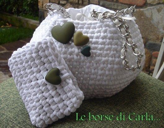 Le borse di Carla pochette