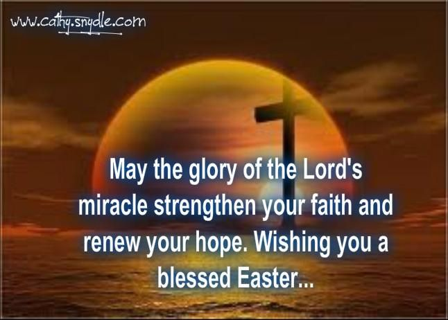 Happy Easter Greetings, Wishes and Easter Greetings Messages Cathy