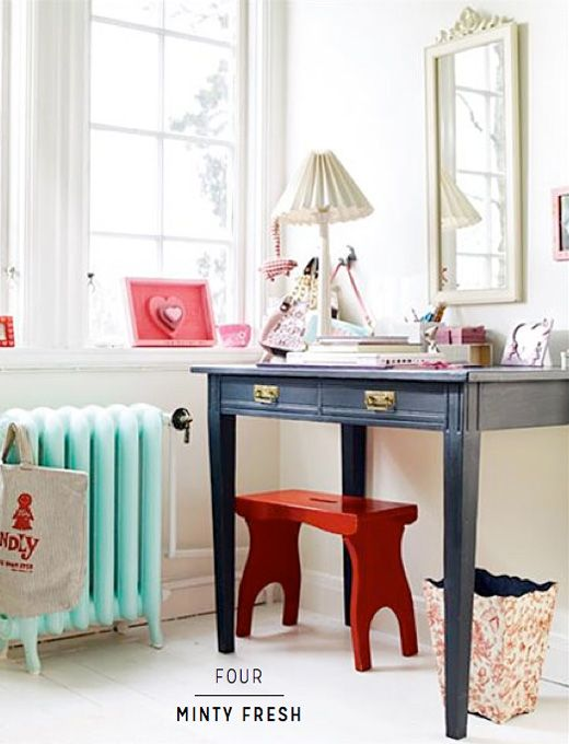 Bright Bazaar: Seven Ways To Radiator Style Statements