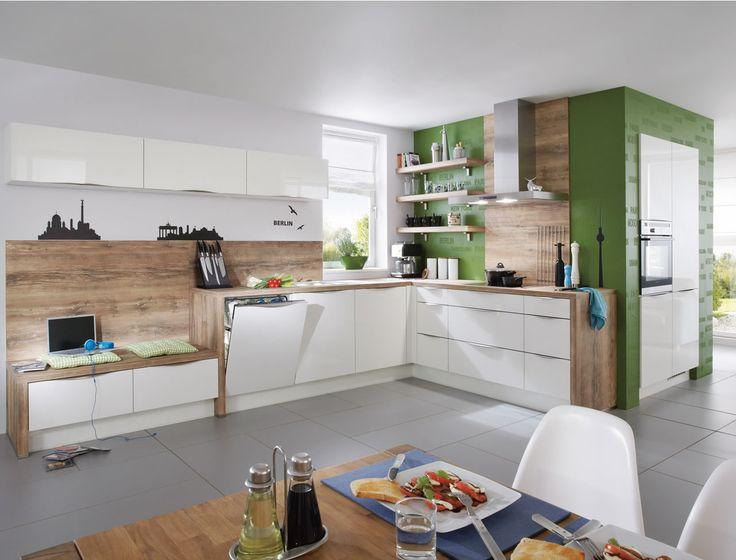25+ best ideas about Nobilia on Pinterest | Kücheneinrichtung ... | {Nobilia küchen magnolia hochglanz 91}