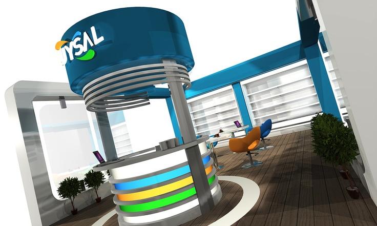 uysal gıda fuar standı tasarımı. yeni kurumsal kimlik tasarımı dahilinde fuar standı tasarımı ETDF tarafından yapıldı. pinterest.com/ETDF
