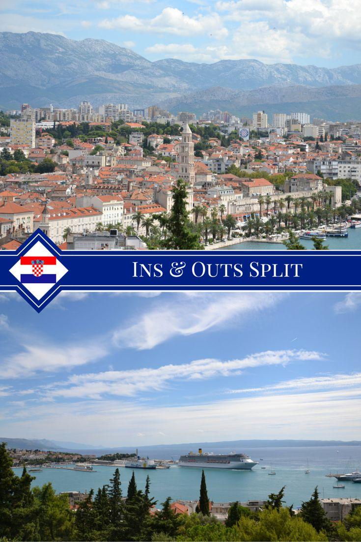 Split. To do in Split. Ins and outs of Split. Photography of Split. Visit Split