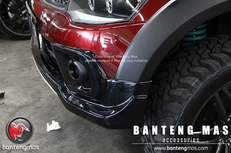 Mitsubishi Pajero Sport 4x4 Accessories