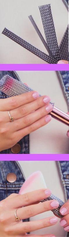 Brush guard, best makeup brushes guide, best brushes for makeup #afflink