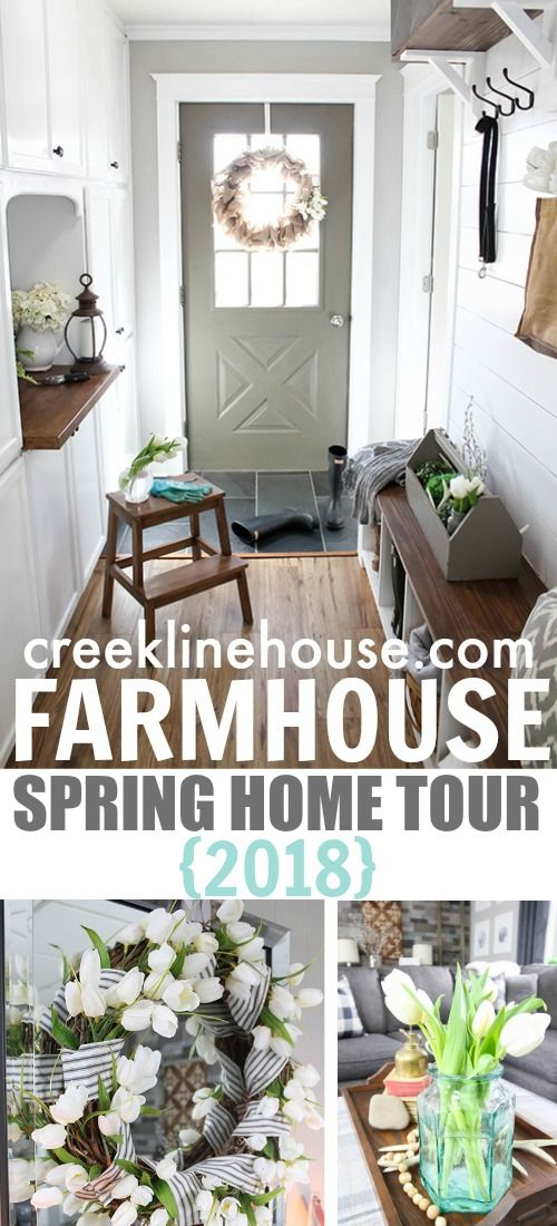 Welcome to this year's spring home tour! Be sure to check out the links to all of the other beautiful homes in the Canadian Bloggers Home Tour when you get to the end of this post! #springdecor #springhometour #hometour