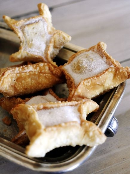 Pastelitos - Fried cookies from Argentina