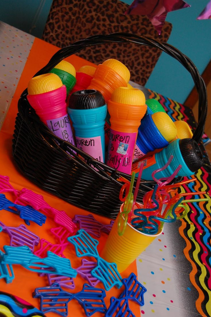 roller skate party favor ideas - Google Search