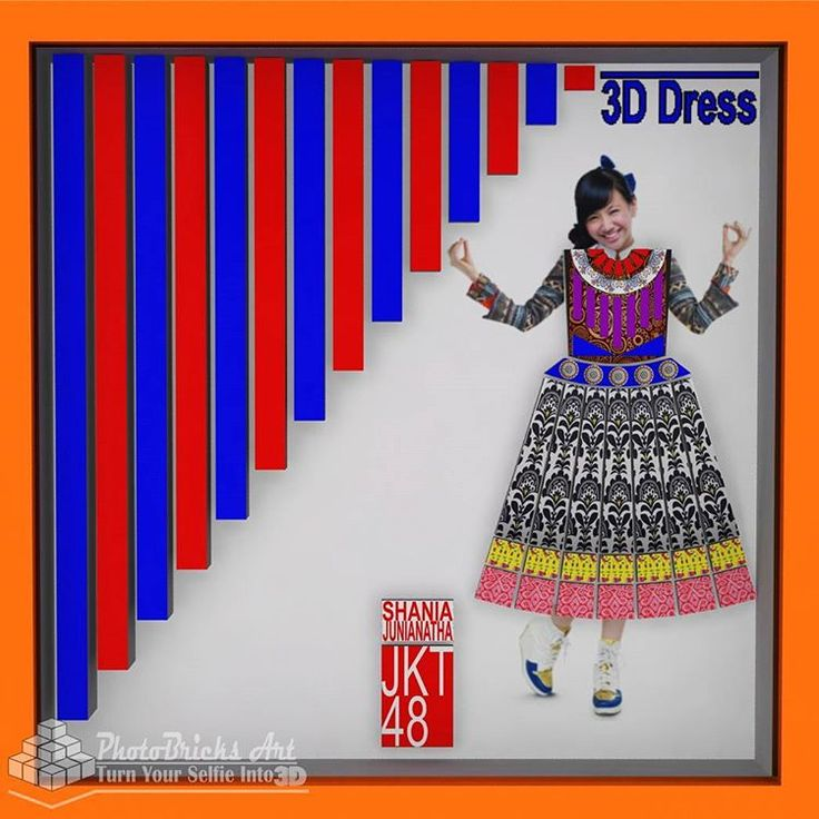 3D Dress mediumSkirt model (front view). Size 30x30 cm. Wanna purchase? Check our bio for more info. #interior #walldecor #decoration #interiordesign #creativeindustry #craft #art #gift #creative #creativeart #desainunik #desainkreatif...