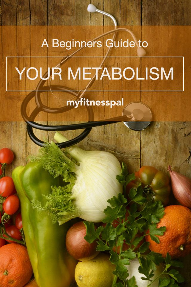 This Beginner's Guide to Your Metabolism has all the information you need to know about what metabolism is, how food + activity affect it, the truth to some of the most popular myths, and how to boost it.