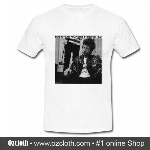 Bob Dylan Highway 61 Revisited T-Shirt