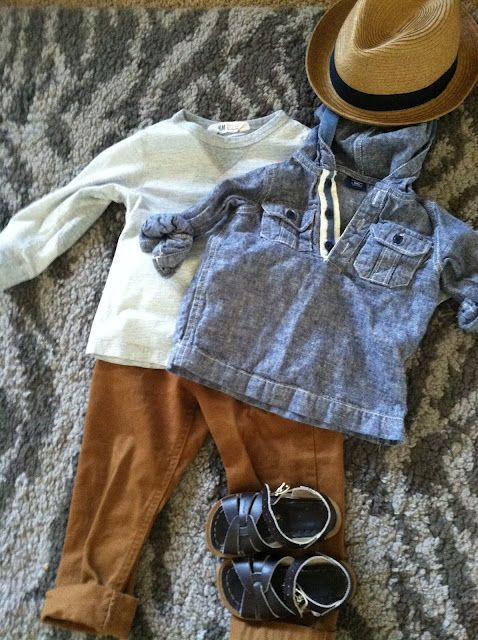 Cute outfit for my little man!