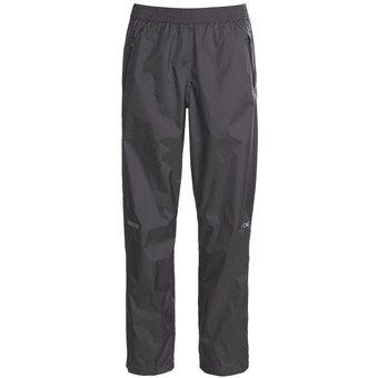 Marmot PreCip® Waterproof Pants (For Women) in Dark Charcoal