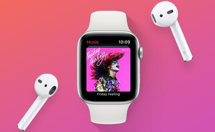 How To Listen To Tidal Music From Apple Watch Apple Watch Apple Watch Apps Apple