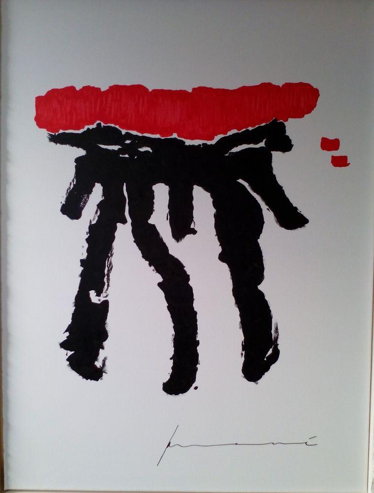 Graphic work artis ttfaine 2013 AC2(Action Collection) acryl on canvas 60x80 cm www.galerieanimal.nl