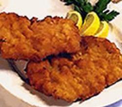 Mustard Turkey Schnitzel Recipe by admin | ifood.tv