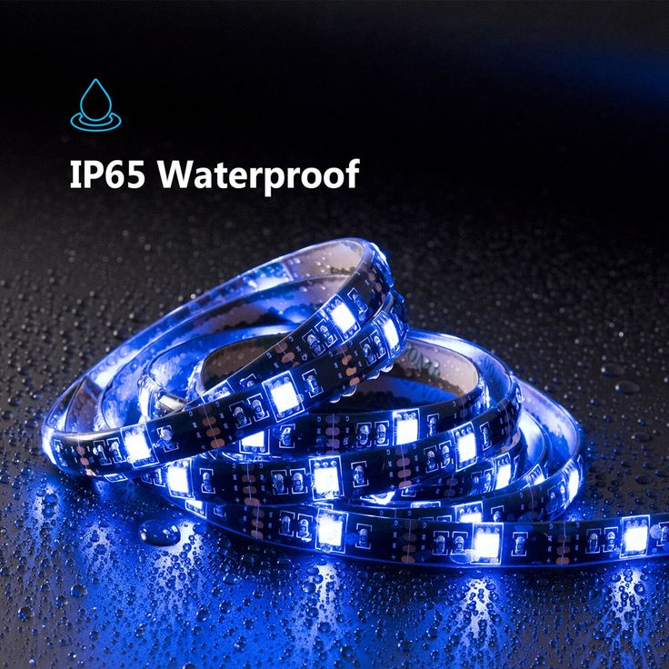 IP65 Waterproof Multi-colour 30LED with 5v USB Cable And Remote Controller For TV/PC/Laptop Background Lighting (3.28Ft)