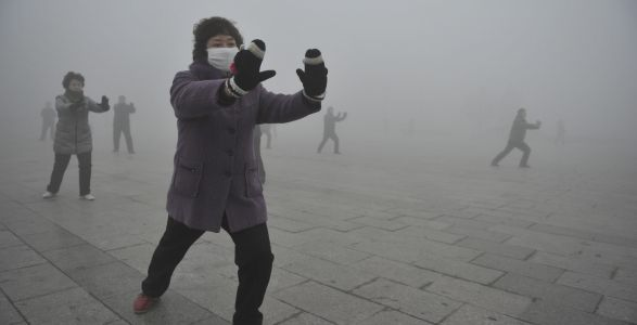The environment is now the #1 reason for civil unrest in China. Amazing read. #activism #environmentalaction