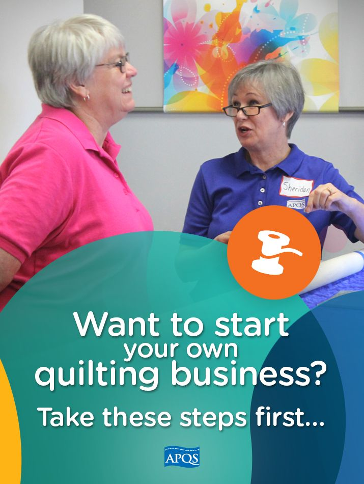 If you love machine quilting, it's possible to turn your passion into a nice income. In this post I've pulled together some steps to make your machine quilting business successful while keeping the fun in it.