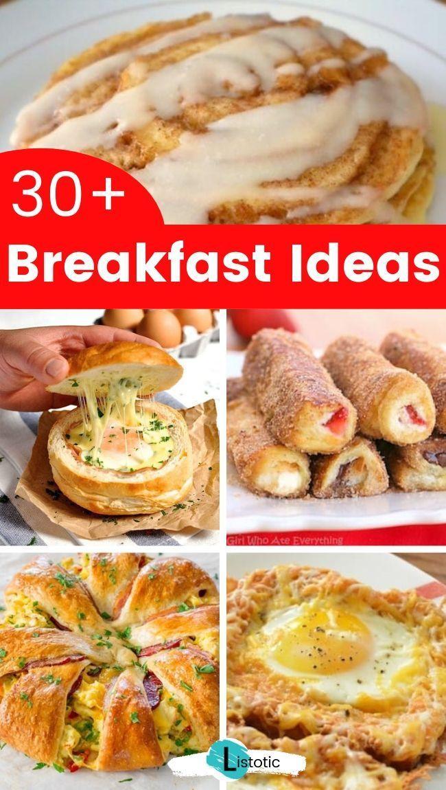 34 Healthy Breakfasts For Busy Mornings Fast Food Breakfast Healthy Fast Food Breakfast Fast Healthy Breakfast
