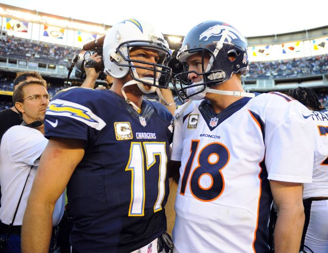 #Great #Matchup - Chargers Vs. Broncos #NFL
