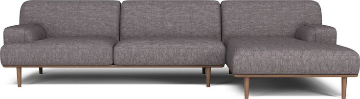 Madison 2,5 personers sofa med chaiselong