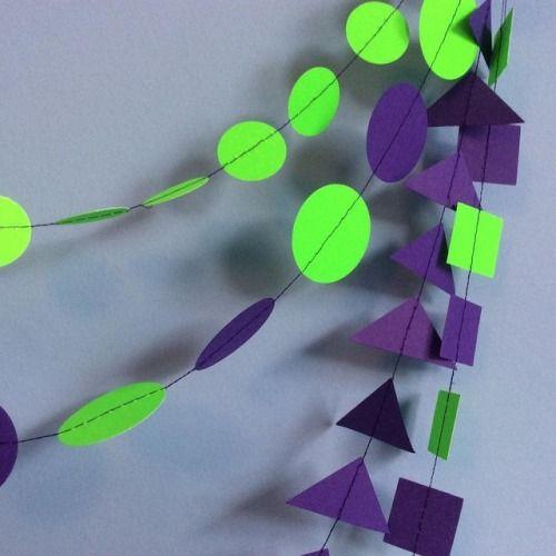 💚💜💚💜💚💜 Handmade Halloween by Paper Street Dolls  #oogieboogie #purple #green #halloweeniscoming