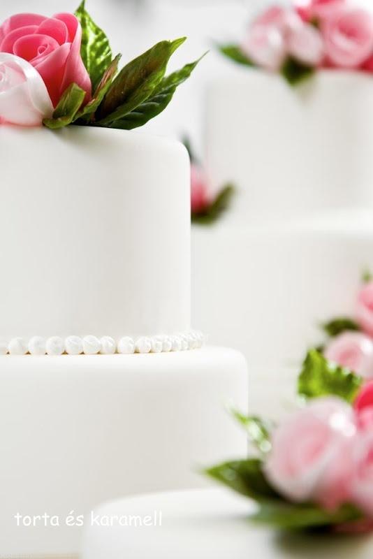 Esküvői torták itthon