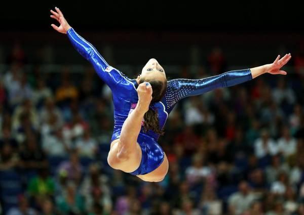 Le meraviglie della ginnastica artistica - ANSA.it   love it!
