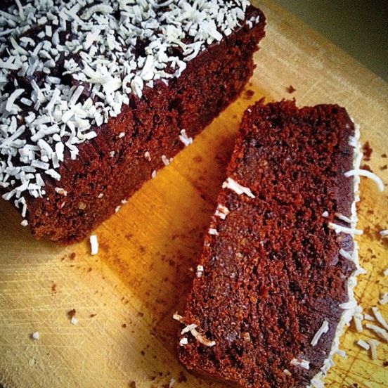 Cacao Beetroot Cake