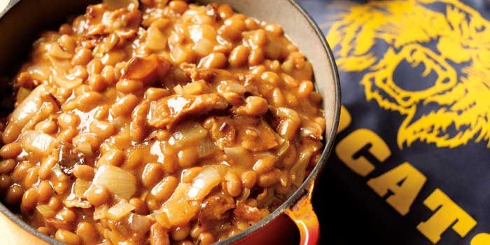 Southern baked beans: States Recipes Test, Baking Beans, Southern Baked Beans, Country Cooking, Beans Recipes, Soups Chilis Stew Bak Beans, Magazines Recipes, Wildcats Country, Baked Bean Recipes