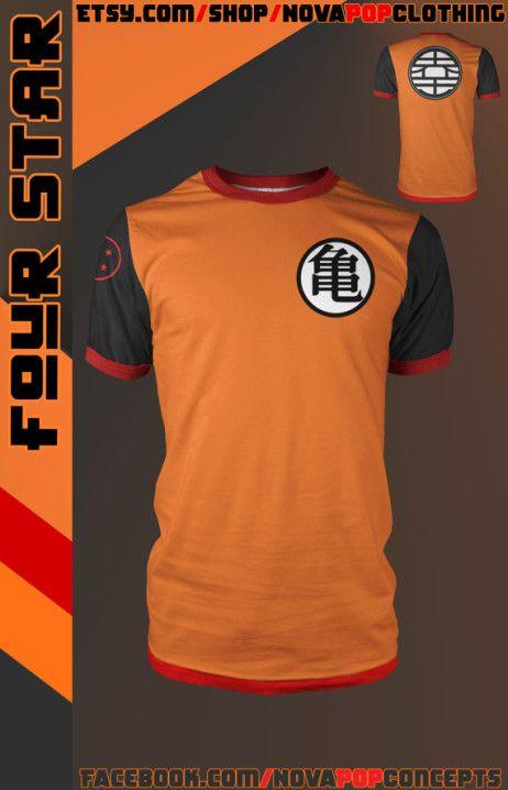 Dragon Ball Z: #Goku's gi t-shirt.   Logo T-Shirts ...