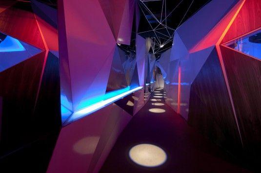 11-11 Club, Turkey by Uras X Dilekci Architects