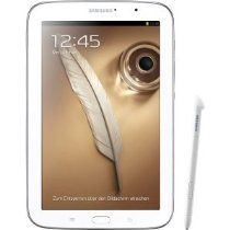"Samsung offer Samsung Galaxy Note GT-N5110 16 GB Tablet - 8"" - Samsung Exynos 1.60 GHz - Marble White WHITE 8IN GALAXY NOTE 16GB 2 GB RAM - Android 4.1 Jelly Bean - Slate - Multi-touch Screen 1280 x 800 WXGA Display - Bluetooth. This awesome product currently limited units, you can buy it now for  $299.00, You save - New"