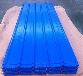 Pre-painted galvanized color steel roofing sheet