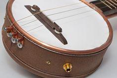 Cookie Tin Banjo by RJGRAPH (Eldridge CB Guitars)