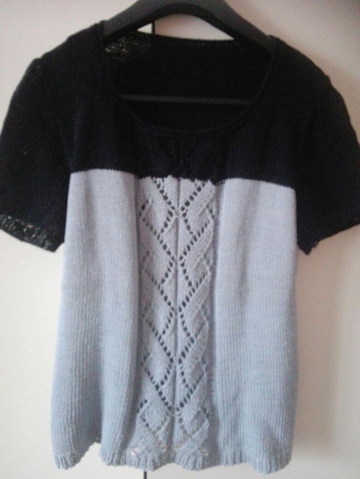 Pletené tričko