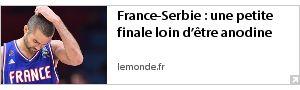 Euro de basket : une médaille triste mais «de fierté»