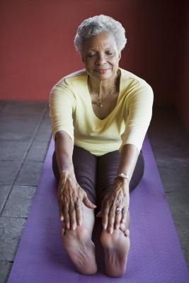 What Are the Best Stretches for Senior Citizens? | LIVESTRONG.COM