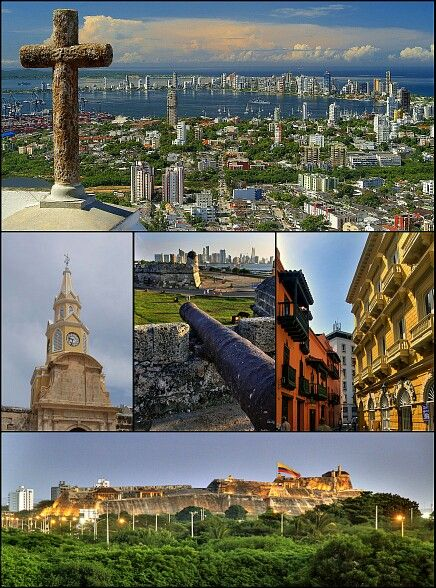 Cartagena, Colombia. Love it!