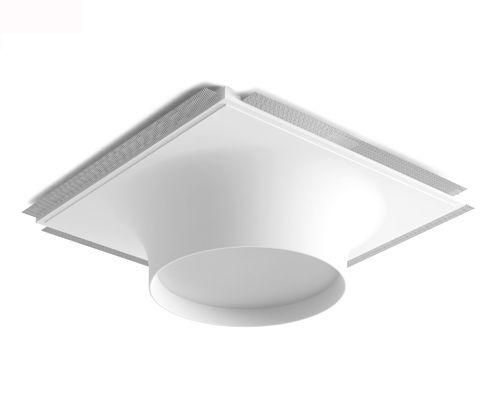 Model 8935b   9010 Novantadieci   Gips/Plaster Inbouw verlichtingselement / Recessed Lights  Meer informatie / More info : www.indesign.nl