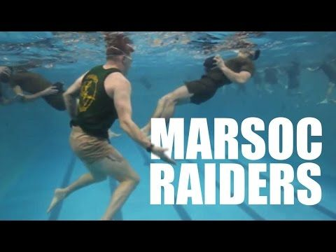 What it takes to be a MARSOC Marine Raider - YouTube