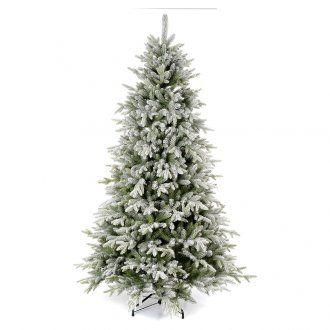 Albero di Natale 225 cm verde Poly Snowy Sierra | vendita online su HOLYART
