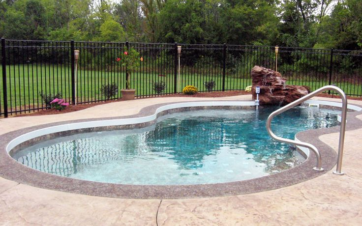 88 Best Fiberglass Pools Chattanooga Images On Pinterest Fiberglass Pools Fiberglass