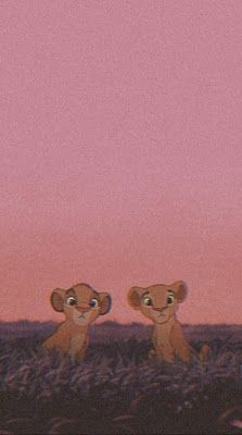 EL PAPEL PINTADO DEL REY LEÓN – EL REY LEÓN   – Disney