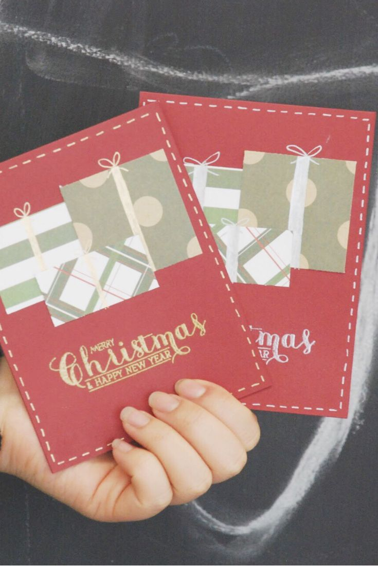Warm up those hearts with the merriest Christmas cards ever! #christmas #christmascards #xmascards #handmadecards #xmasgifts #christmasgifts #holidaycards #holidaygifts