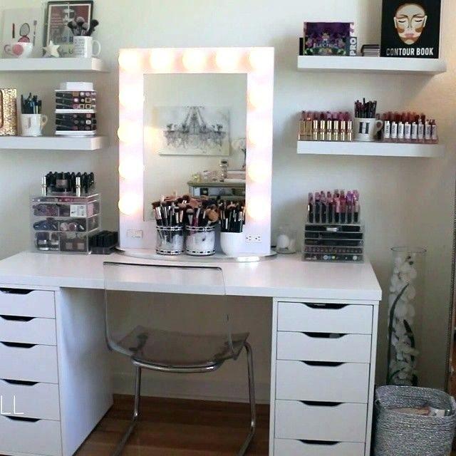 Vanities: White Vanity Set Ikea White Vanity Desk Best ...