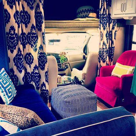 RV Tour via Tisl Style blog                                                                                                                                                      More