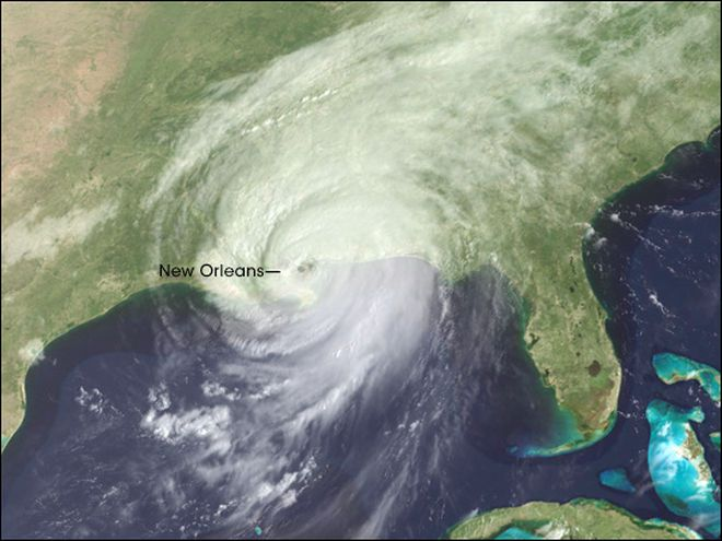 Hurricane Katrina: Facts, Damage & Aftermath